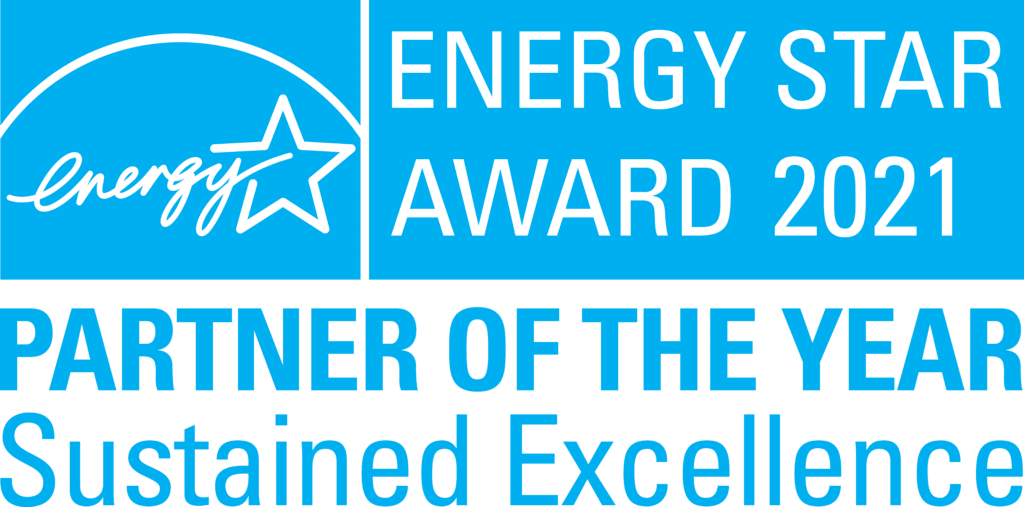 Energy Star Award Partner of the Year: Sustained Excellence Award