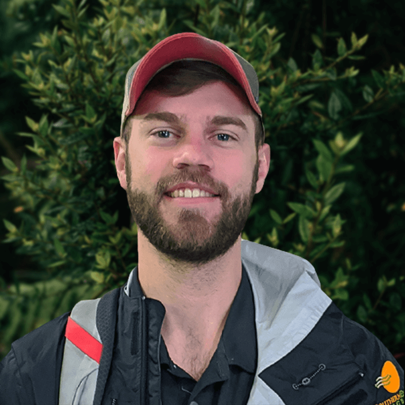 Photo of Alan Miller, field rater at Southern Energy Management