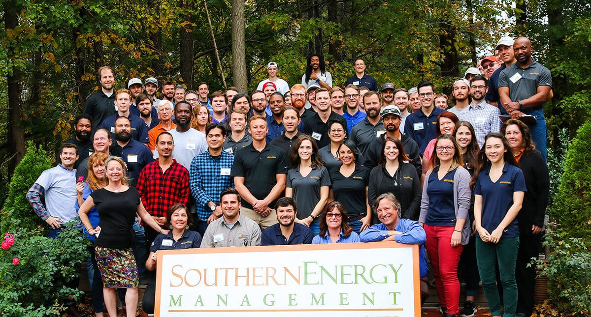The team at Southern Energy Management