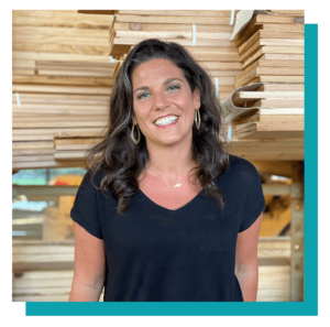 Profile photo of Nora Spencer, CEO and Founder of Hope Renovations