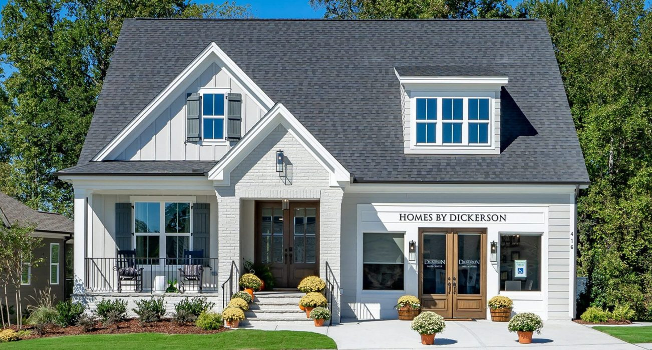 Homes by Dickerson's Wendell Falls Model Home