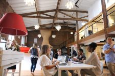 HQ Raleigh Warehouse District Coworking Space