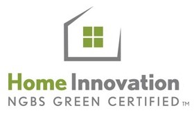 Home Innovation NGBS Green Certified Logo